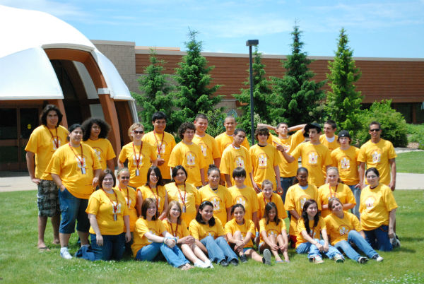 North American Indigenous Summer Enrichment Camp (NAISEC) at CMU