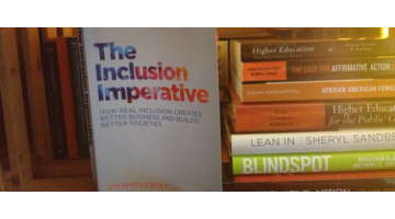 """""""Diversity Is a Reality, Inclusion Is A Choice"""": A Book Review"""