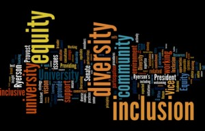 Chief Diversity Officer WordCloud