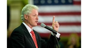 Former President Bill Clinton Reflects on Inclusion