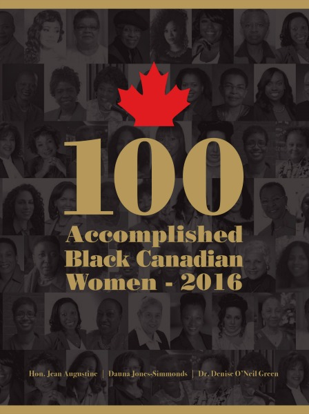100 Accomplished Black Canadian Women – 2016 Edition