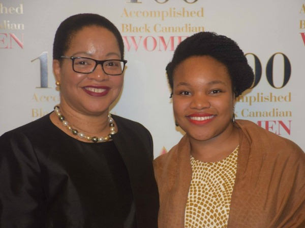 100 Accomplished Black Canadian Women Gala 2016