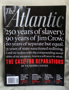 The Case For Reparations The Atlantic Cover
